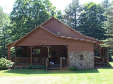 The Homeplace at High Mountain Creekside Cabins
